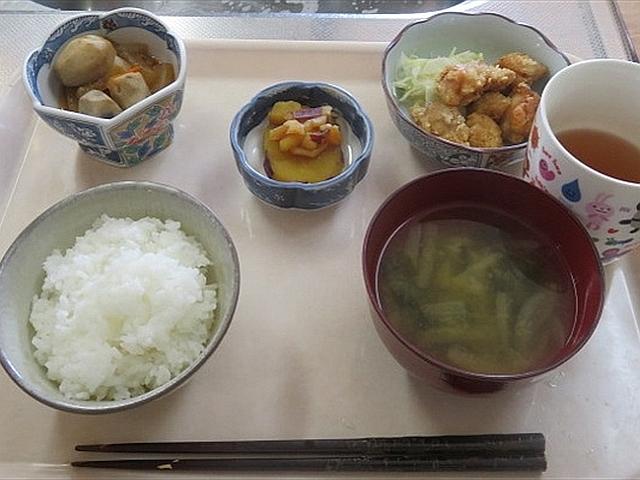 グループホーム食事
